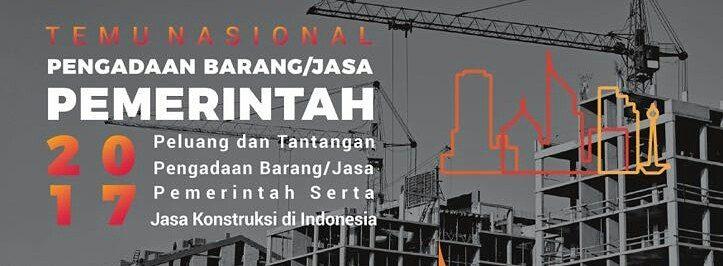 Temu Nasional Pengadaan 2017